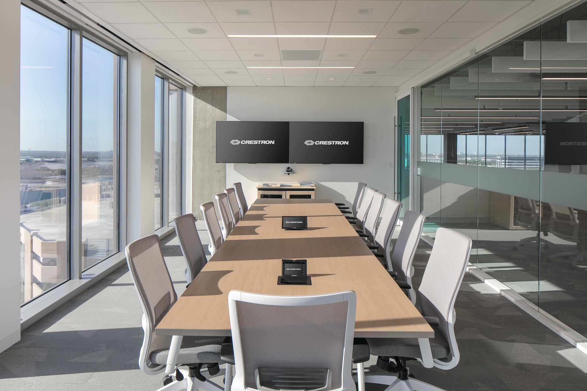 Crestron Headquarters - Plano, TX - Gensler