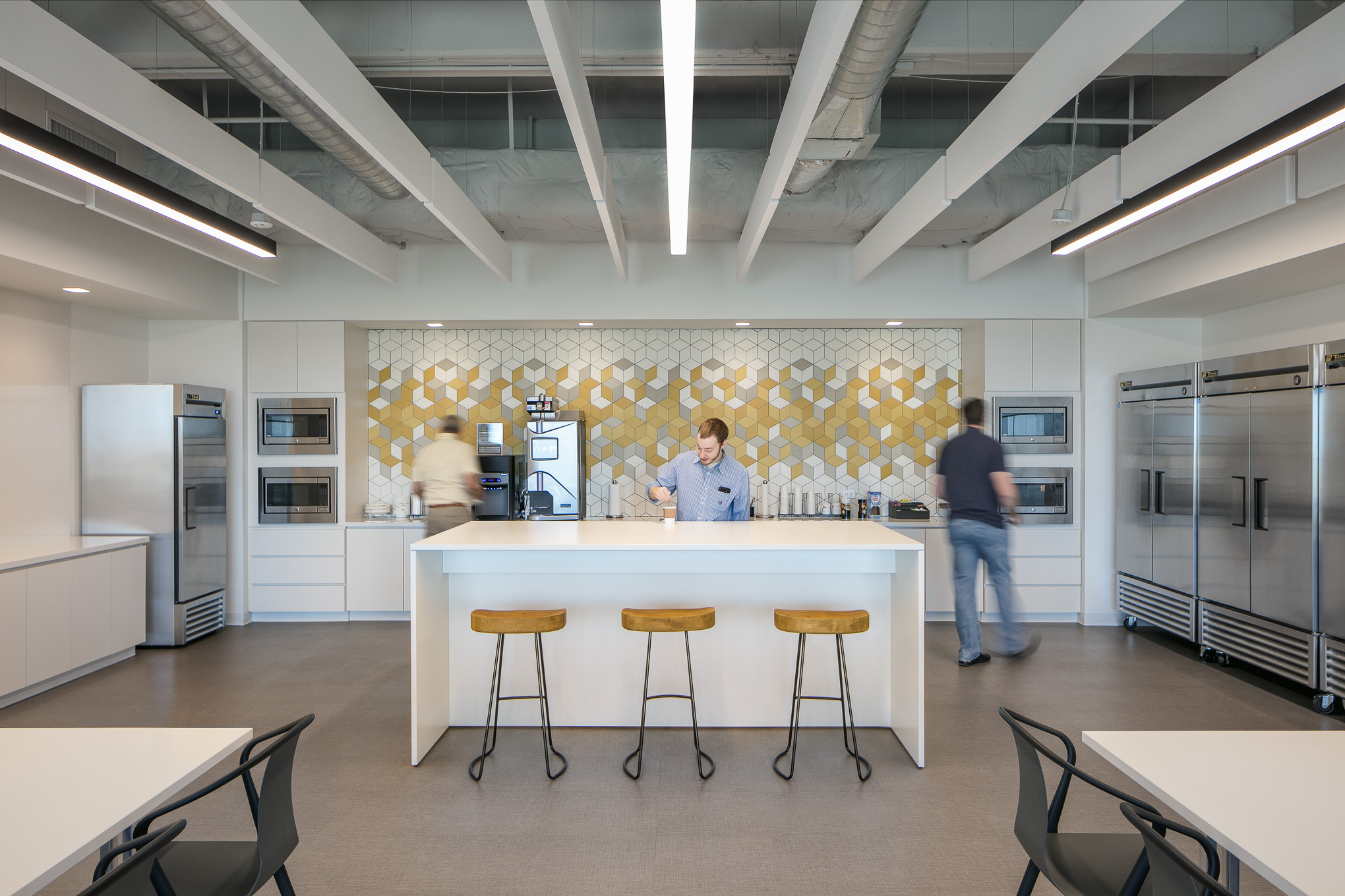 Crestron Headquarters, Plano TX, Gensler Design