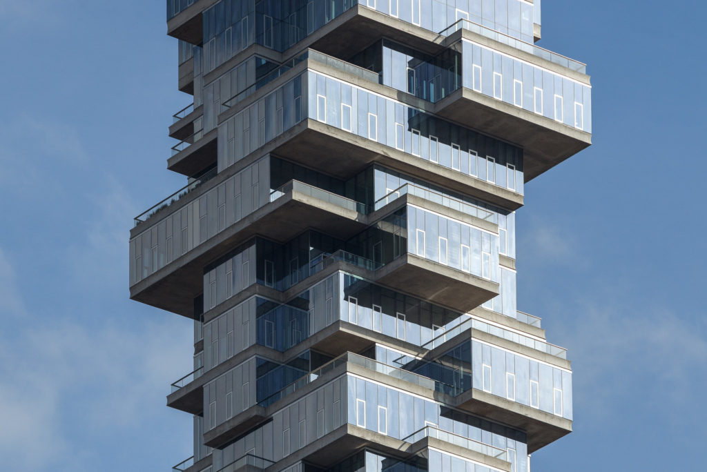 56 Leonard St, New York City, Herzog & de Meuron