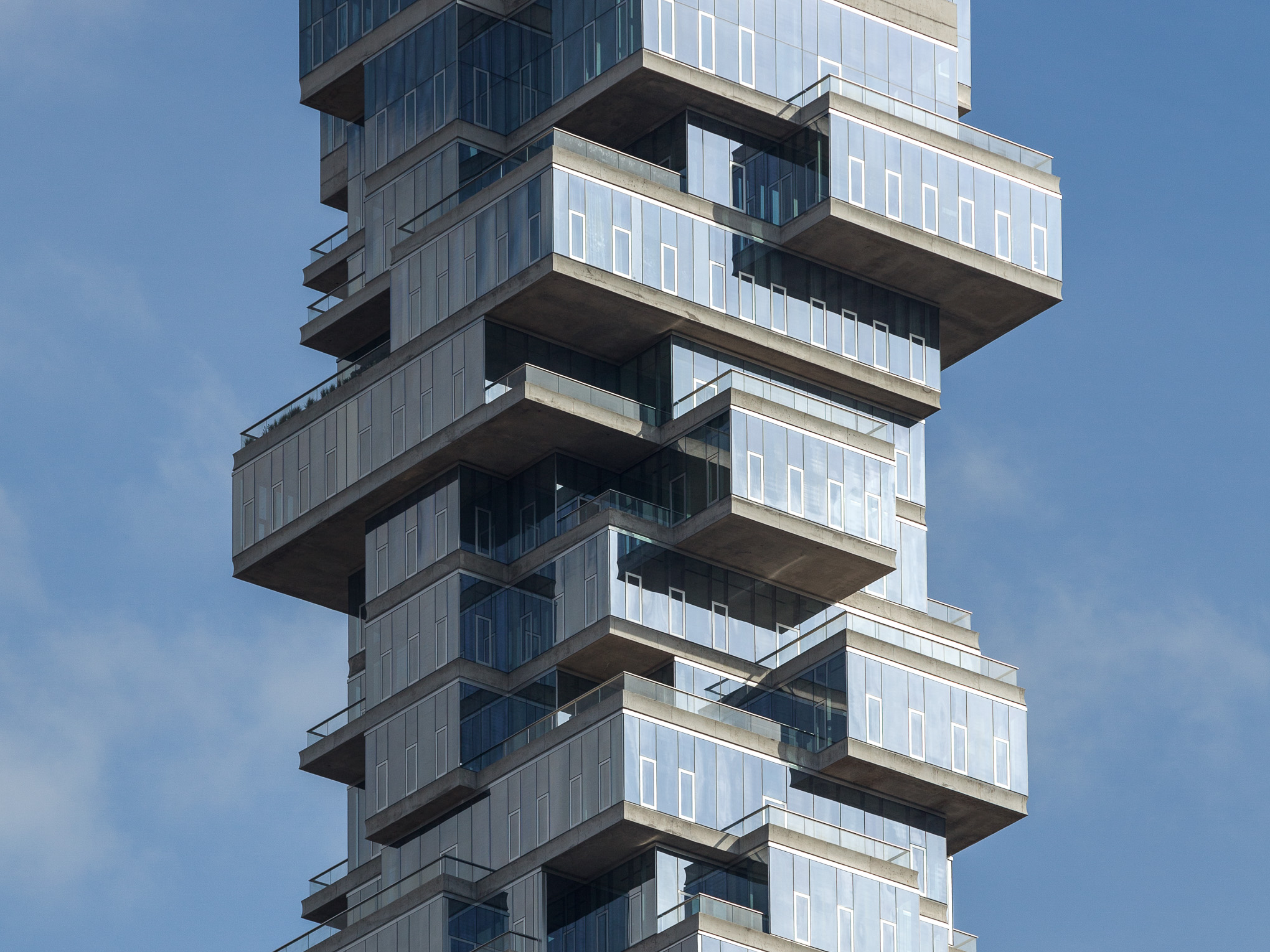 56 Leonard St - New York City - Herzog & de Meuron