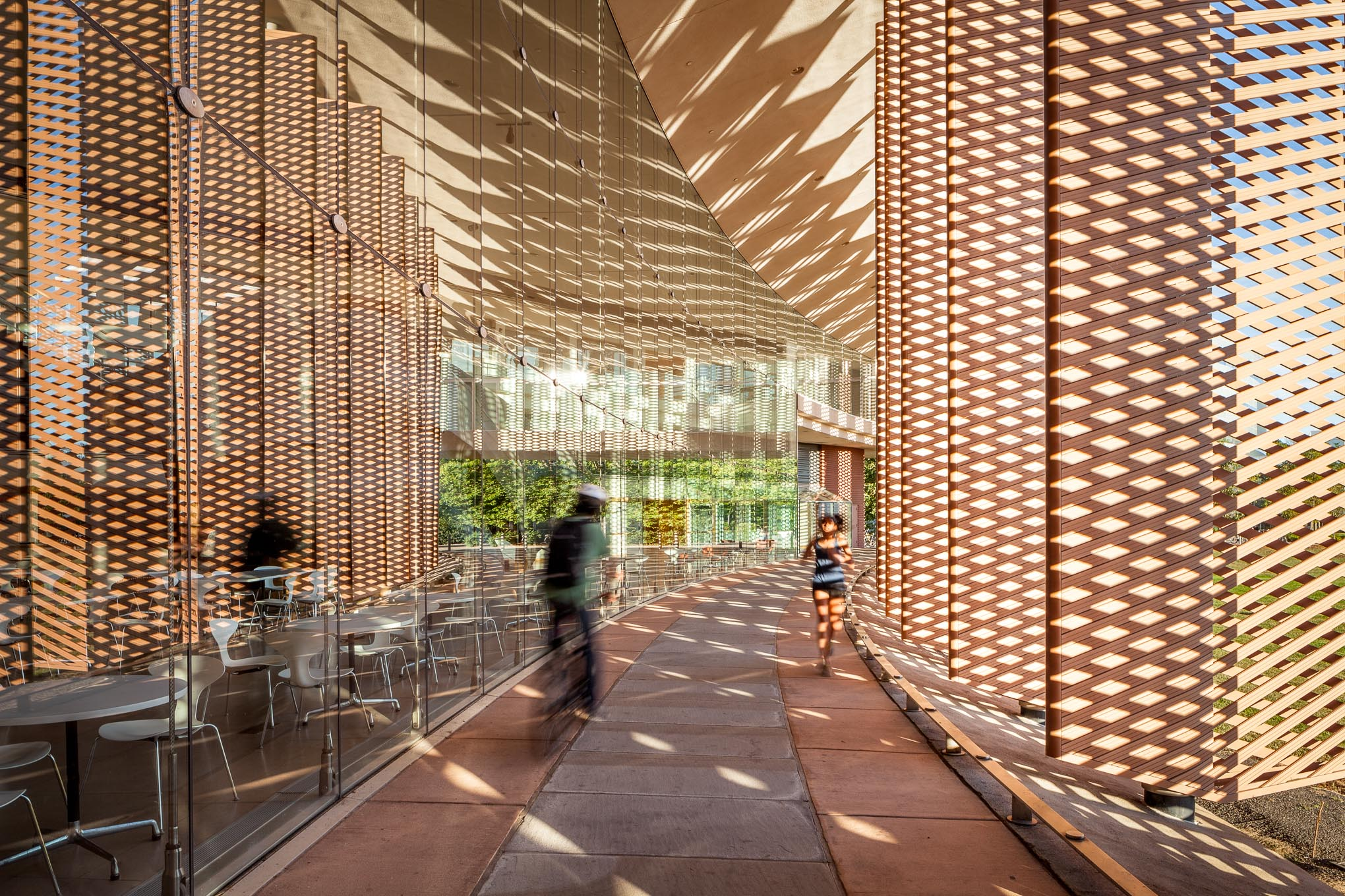 Lewis-Sigler Institute, Princeton University, Rafael Viñoly Architects