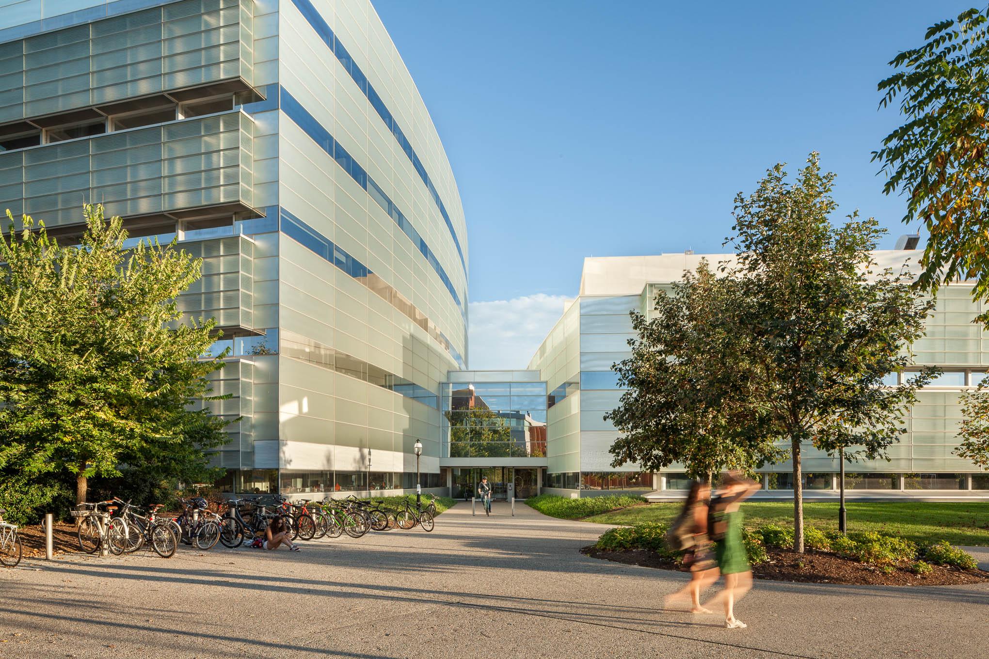Princeton Neuroscience Institute, Princeton University, Rafael Moneo Architect