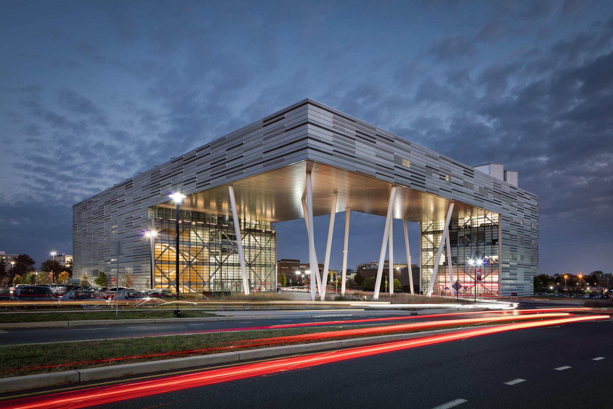 Rutgers Business School, New Brunswick NJ, TEN Arquitectos