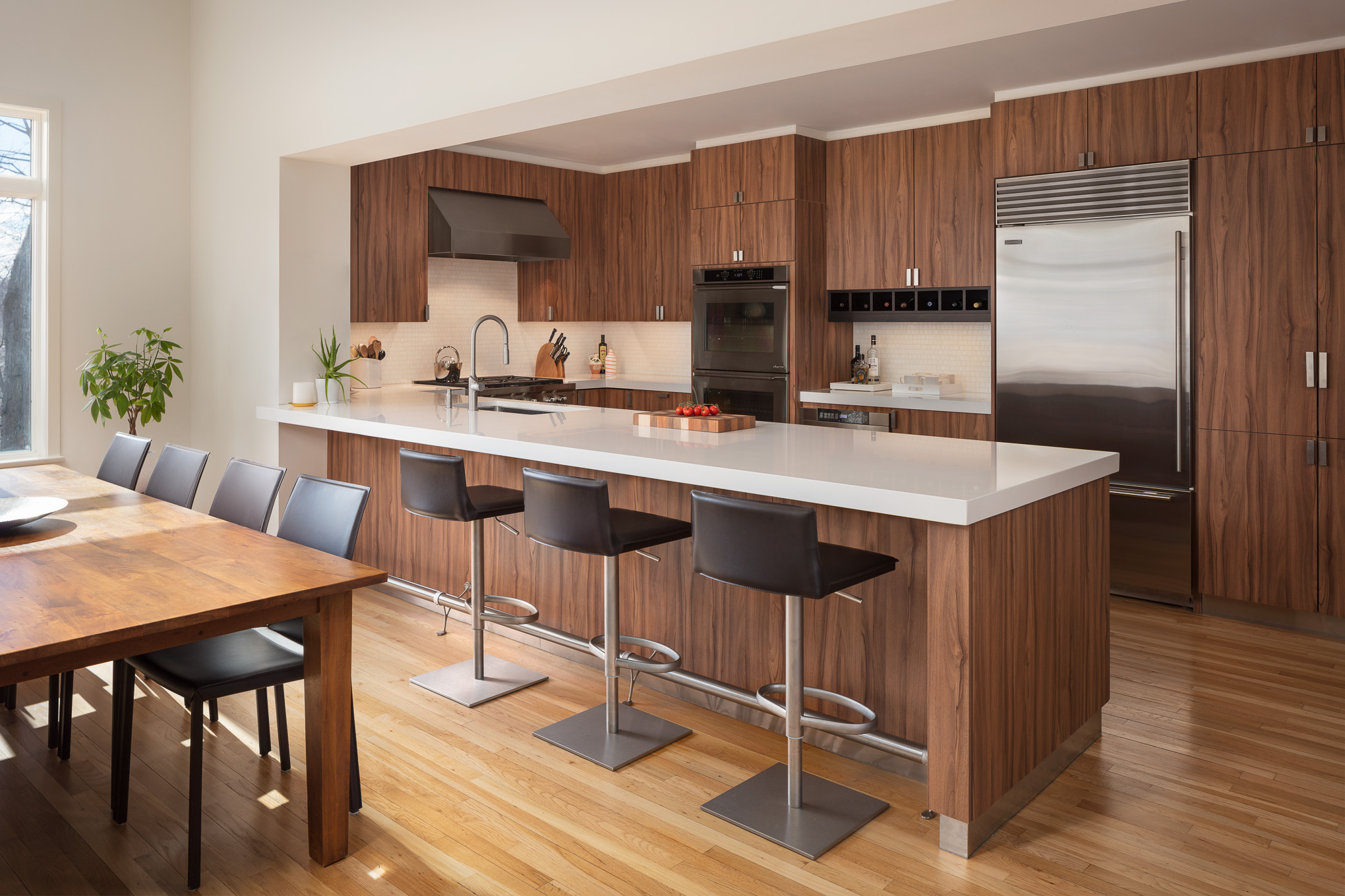 Private Residence, Hastings NY, Design by NLM Design Interiors