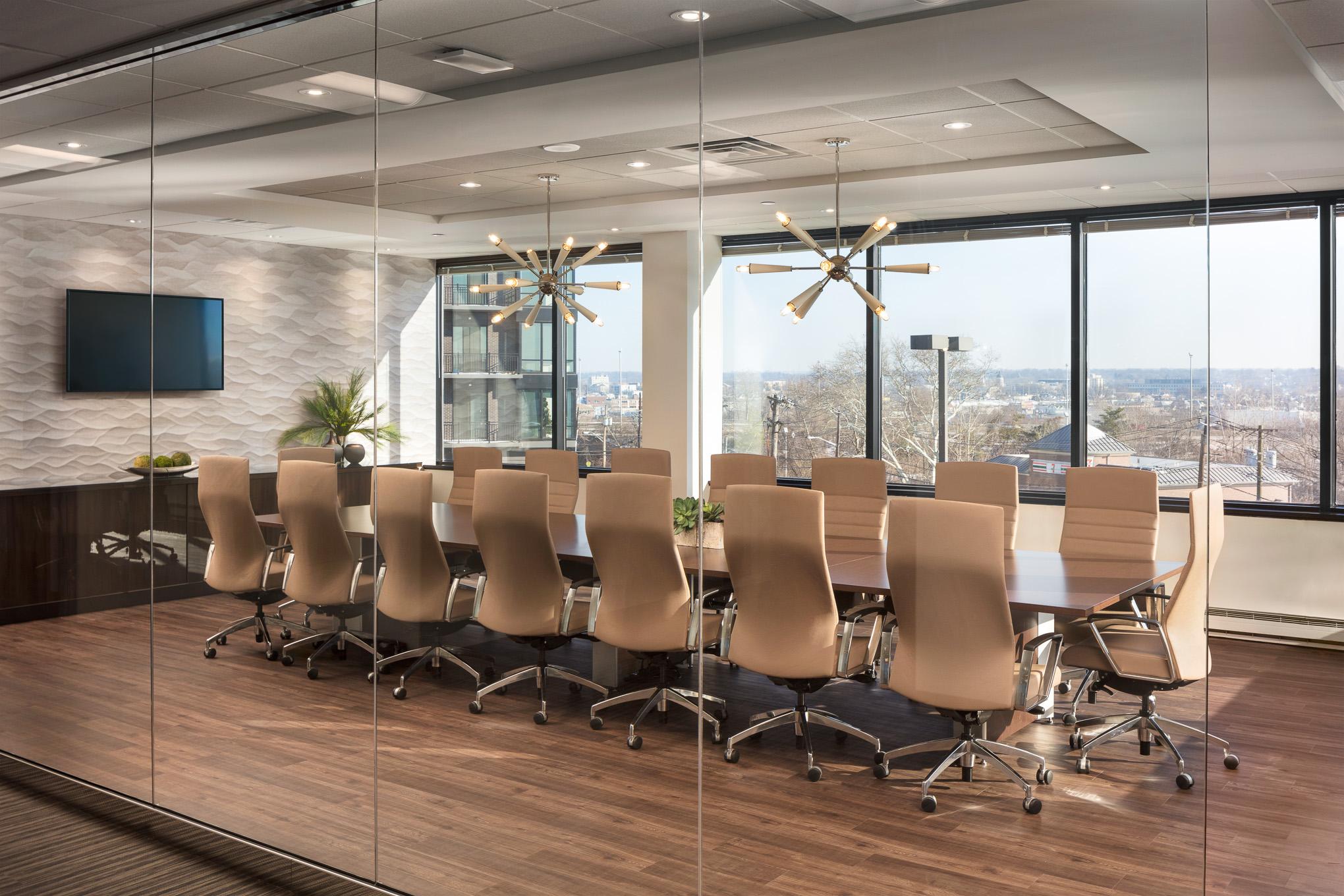 WTEC Headquarters, Hasbrouck Heights NJ, CK Design
