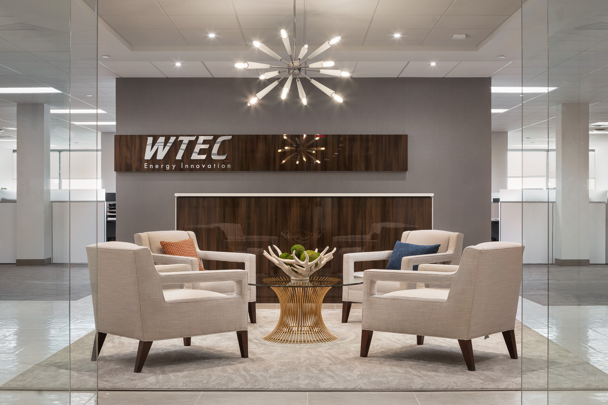 WTEC Headquarters Hasbrouck Heights NJ CK Design & WTEC Headquarters Hasbrouck Heights New Jersey CK Design