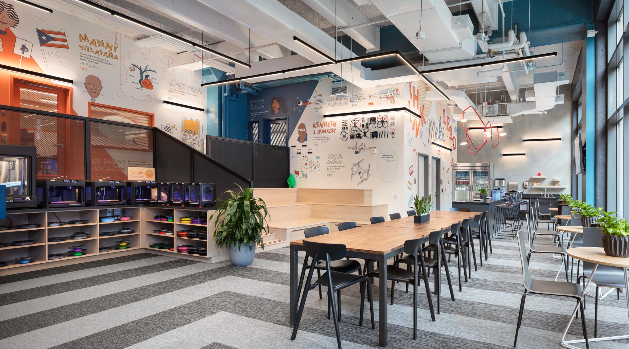 Google Code Next Lab - Computer Science Education Lab, New York City